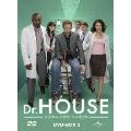 Dr.HOUSE/ドクター・ハウス シーズン3 DVD-BOX2