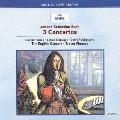 J.S.バッハ:オーボエとヴァイオリンのための協奏曲 他<限定盤>