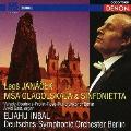 CREST 1000(498) ヤナーチェク: シンフォニエッタ, グラゴル・ミサ / エリアフ・インバル, ベルリン・ドイツ交響楽団