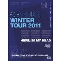 Winter Tour 2011 ~Here, In my head~ @国立代々木競技場第一体育館