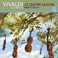 ヴィヴァルディ:『四季』『海の嵐』~協奏曲集『和声と創意への試み』より/協奏曲集『調和の霊感』より