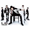 5.....GO [CD+DVD+フォトブックレット]<初回限定盤A>