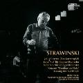 ストラヴィンスキー:カルタ遊び/ダンバートン・オークス うぐいすの歌 他