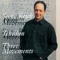 スティーヴ・ライヒ:テヒリーム(詩篇)、オーケストラのための3つの楽章