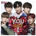 You and I [CD+DVD]<初回限定盤A>