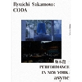Ryuichi Sakamoto:CODA コレクターズエディション with PERFORMANCE IN NEW YORK:async<初回限定生産版>