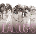 JEALOUSYS [CD+ステッカー]<初回限定盤>