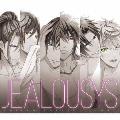 JEALOUSYS [CD+ステッカー]<初回限定盤>