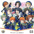 THE IDOLM@STER SideM 5th ANNIVERSARY DISC 03 W&Cafe Parade&もふもふえん