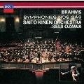ブラームス:交響曲第2番・第3番<生産限定盤>