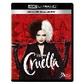 クルエラ 4K UHD MovieNEX [4K Ultra HD Blu-ray Disc+Blu-ray Disc]