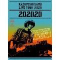 """KAZUYOSHI SAITO LIVE TOUR 2020 """"202020"""" 幻のセットリストで2日間開催!~万事休すも起死回生~ Live at 中野サンプラザホール 2021.4.28 [DVD+CD+202020ロゴ入りオリジナルバッグ]<初回限定盤>"""