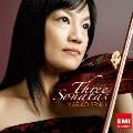 心に残る3つのソナタ ~フランク、フォーレ&モーツァルト・ヴァイオリン・ソナタ集~ [CD+DVD]