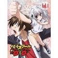 ハイスクールD×D Vol.4 [Blu-ray Disc+CD]