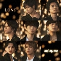 LOVE [CD+DVD]<初回盤B>