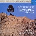 シューベルト:ピアノ五重奏曲「ます」 弦楽五重奏曲&ノットゥルノ