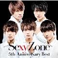 Sexy Zone 5th Anniversary Best<通常盤>