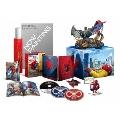 スパイダーマン:ホームカミング プレミアムBOX(2D+3D+4K ULTRA HDブルーレイ)【3,000セット限定】[BPBH-1187][Blu-ray/ブルーレイ]