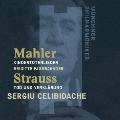 マーラー:「亡き児をしのぶ歌」(W/ファスベンダー) R.シュトラウス:交響詩「死と変容(浄化)」