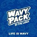 LIFE IS WAVY [WAVY PACK] [CD+Tシャツ]<WAVY PACK>