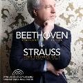 ベートーヴェン: 交響曲第3番「英雄」、R.シュトラウス: ホルン協奏曲第1番