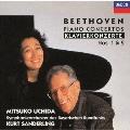 ベートーヴェン:ピアノ協奏曲第1番・第2番<限定盤>