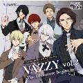 「VAZZROCK」ユニットソング3「VAZZY vol.2 -The adventure begins here.-」
