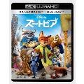 ズートピア 4K UHD [4K Ultra HD Blu-ray Disc+Blu-ray Disc]