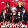 WITHOUT ME/BREAK IT DOWN<通常盤/特製ミニチェキ対象商品>