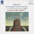 ハイドン:弦楽四重奏曲≪十字架上のキリストの最後の七つの言葉≫