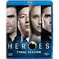 HEROES/ヒーローズ ファイナル・シーズン ブルーレイ バリューパック