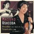 プロコフィエフ:ヴァイオリン協奏曲 第2番 ストラヴィンスキー:ミューズを率いるアポロ デュオ・コンチェルタンテ