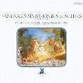 フランス風管弦楽組曲(ムーレ、リュリ他)