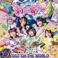 CAT'CH THE WORLD [CD+Blu-ray Disc]
