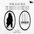 ブラームス:ピアノ四重奏曲(全3曲)<限定盤>