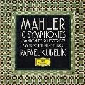 マーラー: 交響曲全集 [10CD+Bru-ray Audio+ブックレット]<限定盤>