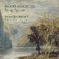 シューマン: リーダークライス、詩人の恋