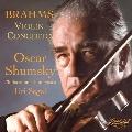 ブラームス: ヴァイオリン協奏曲 ニ長調