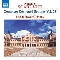 ドメニコ・スカルラッティ: 鍵盤のためのソナタ全集 第25集