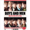 BOYS AND MEN -One For All, All For One-<通常盤>