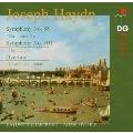 ハイドン: 歌劇「無人島」序曲 Hob.XXVIII-9、交響曲第88番「V字」、第101番「時計」