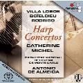 Harp Concertos - Villa Lobos, Boieldieu, Rodrigo