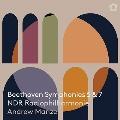 ベートーヴェン: 交響曲第5番「運命」&第7番