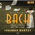 J.S.Bach: Sonatas & Partitas for violin solo BWV.1001-BWV.1006