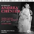 Giordano: Andrea Chenier (Milano 8 Jan.1955)