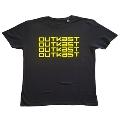 OutKast Logo Repeat T-shirt/Mサイズ