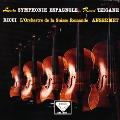 Lalo: Symphonie espagnole; Ravel: Tzigane