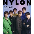 NYLON JAPAN 2021年11月号スペシャルエディション