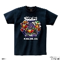 EVANGELION×SWALLOWS Tシャツ(マスコット)/Sサイズ