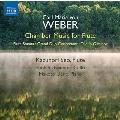ウェーバー: フルートのための室内楽作品集